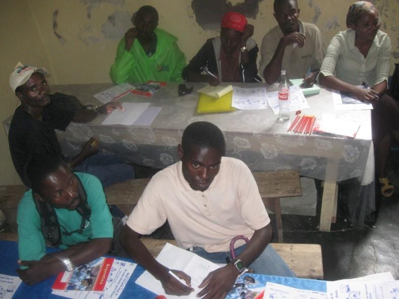 Community cholera seminar